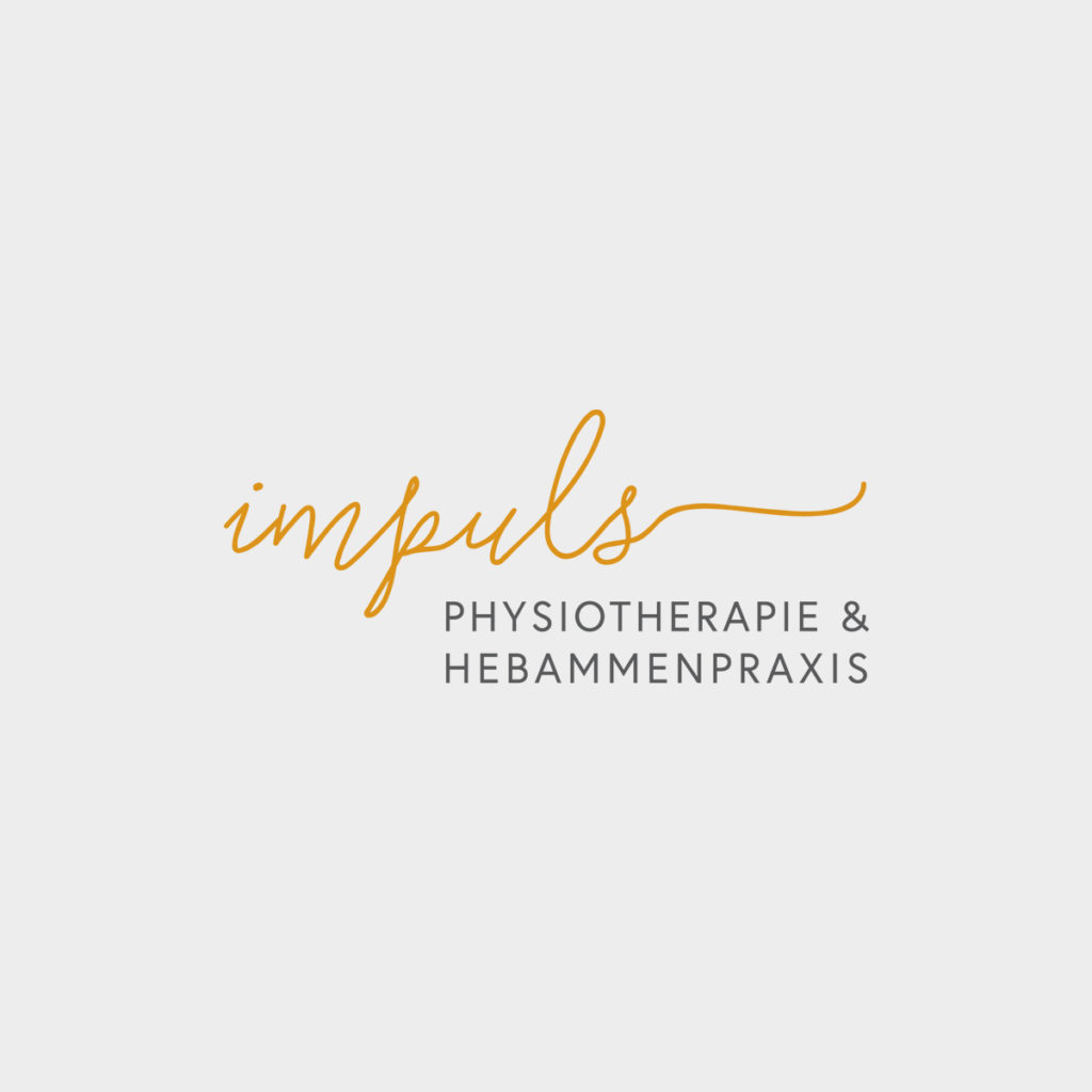 Corporate Design Physiotherapie- & Hebammenpraxis Impuls
