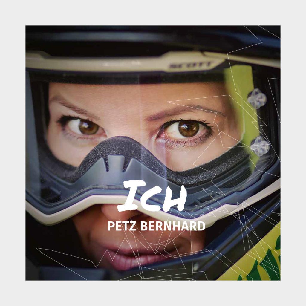Imagebroschüre für Petra Bernhard/Downhill